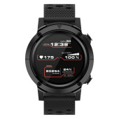 Smart watch, 1.3inches IPS full touch screen, Alloy+plastic body,GPS function, IP68 waterproof, mult