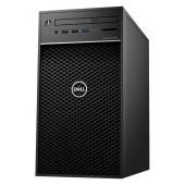 DELL Precision 3640 Tower w/460W, Intel Core i7-10700(8 Core, 16M, base 2.9GHz, 4.8GHz), 8GB (1x8GB)