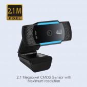 Adesso CyberTrack H5 1080p, auto focus, 2x mic