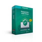 Kaspersky Anti-Virus 1D 1Y + 6months Kaspersky Safe Kids