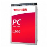 "TOSHIBA HDD mobile L200-1TB-54RPM-128MB-SATA-2.5""-7mm"
