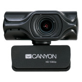 CANYON 2k Ultra full HD 3.2Mega webcam with USB2.0 connector, built-in MIC, Manual focus, IC SN5262,