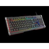 Genesis Rhod 400 RGB, gaming tipkovnica, USB