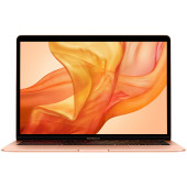 "Laptop Apple MacBook Air 2020 Gold / i3 / RAM 8 GB / SSD Pogon / 13,3"" WQXGA"