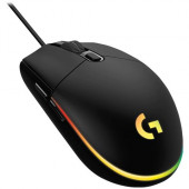 Miš žični Logitech G203 Lightsync