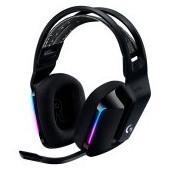 LOGITECH G733 LIGHTSPEED Wireless RGB Gaming Headset - BLACK - 2.4GHZ - EMEA