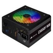 Corsair PSU CX650F 650W modular RGB 80+ Bronze 120mm, RGB Led, Black