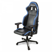 SPARCO ICON gaming stol črno - modre barve
