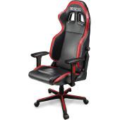 SPARCO ICON gaming stol črno - rdeče barve