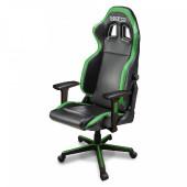 SPARCO ICON gaming stol črno - zelene barve