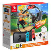 Nintendo Switch Console V1.1 + Ring Fit Adventures