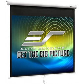 EliteScreens projekcijsko platno zidno 203x203cm bijelo