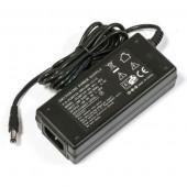 MikroTik 48V, 1.46A 70W Power Adapter power plug