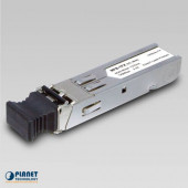Planet Industrial 100Mbps SFP (LC, MM)-2km, fiber module (-40 to 75 C)