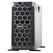 DELL EMC PowerEdge T340 w/8x3.5in, Intel Xeon E-2234 (3.6GHz, 8M cache, 4C/8T, turbo (71W)), 16GB 26