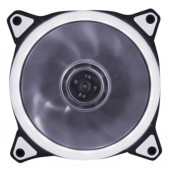 NaviaTec PC Case Fan 120mm, White LED