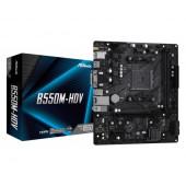 Asrock AMD AM4 B550M-HDV