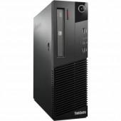 Rennowa Lenovo ThinkCentre M83 Pro SFF i5-4430 4GB 240GB SSD 500GB HDD DVD Win COA