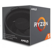 AMD Ryzen 5 2600 AM4, 3.4Ghz, box cpu