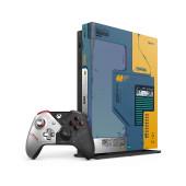 Igralna konzola Xbox One X 1TB Cyberpunk 2077 Limited Edition