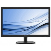 "Philips 22"" 223V5LSB/00 (21.5"") 16:9 Full HD (1920×1080) LED TFT, 5ms, 250cd/m2, D-Sub/DVI-D, crni"