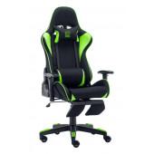 LC-Power LC-GC-702BG-FF, crno/zelen gaming stolica