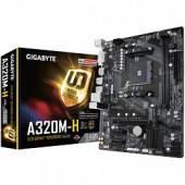 Gigabyte GA-A320M-H,AM4,,S3,U3,mA, DVI, HDMI