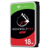 SEAGATE Ironwolf PRO NAS HDD 18TB SATA