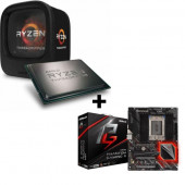 AMD-YD190XA8AEWOF ASR-X399 PH GAMING 6 bundle