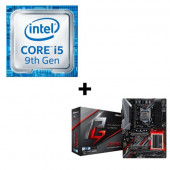 ITL-BX80684I59600K ASR-Z390 PH GAM SLI bundle