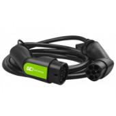 Green Cell (EV11) kabel Tip 2, 11kW za punjenje električnih vozila 5m