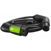 Green Cell (EV12) kabel Tip 2, 11kW za punjenje električnih vozila 7m