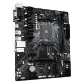 GIGABYTE Main Board Desktop AMD B450M S2H V2 (SAM4, 2xDDR4, 1xPCI-E3.0x16, 2xPCI-Ex1, 6xUSB3.1, 6xUS