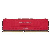 Crucial DRAM Ballsitix Red 32GB DDR4 3200MT/s  CL16  Unbuffered DIMM 288pin Red, EAN: 649528824974