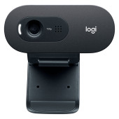 LOGITECH C505 HD Webcam - BLACK - USB- EMEA - 935
