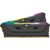 Corsair DDR4 16GB (2x8GB) Vengeance RGB PRO SL DIMM 3200MHz CL16 black