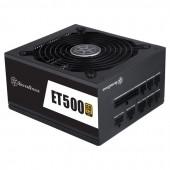 Napajanje 500W, SILVERSTONE Strider Essential ET500-MG, ATX, Active PFC, 135mm vent.