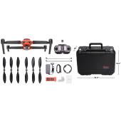 Dron AUTEL Evo II Rugged Bundle, 8K kamera, 3-axis gimbal, vrijeme leta do 40 min, upravljanje daljinskim upravljačem, naranč