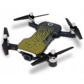 Dron OVERMAX X-BEE FOLD, 4K kamera, 6-osni žiroskop, vrijeme leta do 15 min, upravljanje daljinskim upravljačem, crni