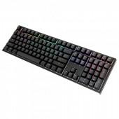 Tipkovnica DUCKY ONE 2, MX-Brown, mehanička, RGB, US Layout, crna, USB