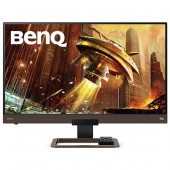 "Monitor 27"" BENQ EX2780Q Gaming 144Hz, IPS, QHD, speakers (brown-black)"