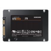 SAMSUNG SSD 870 EVO 2TB 2.5inch SATA