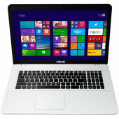 """Notebook ASUS X751MD-TY087D Celeron / 4GB / 1TB HDD / 17,3"""" HD / Windows 10 (white)"""