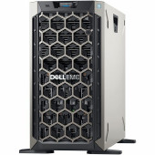 DELL EMC PowerEdge T340 w/8x 3.5in, Intel Xeon E-2234(3.6GHz, 8M, 4C/8T, turbo(71W)), 16GB 2666MT/s