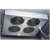Tecnosteel ventilacija za ormar 4×ventilator sa termostatom (P9064T)