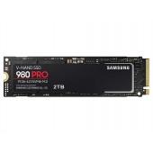 SSD 2TB M.2 80mm PCI-e 4.0 x4 NVMe, MLC V-NAND, Samsung 980 PRO