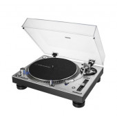 Gramofon Audio-Technica AT-LP140XP, sivi