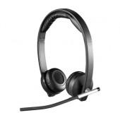 Slušalke Logitech OEM, H820e, Wireless, stereo, USB