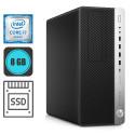 HP EliteDesk 800 G3, i7-6700 4.0GHz, 8GB DDR4, 240GB SSD, WinPro