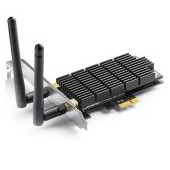 TP-LINK AC1300 Wi-Fi PCI Express Adapter, Broadcom, 2T2R, 867Mbps at 5GHz + 400Mbps at 2.4GHz, 802.1